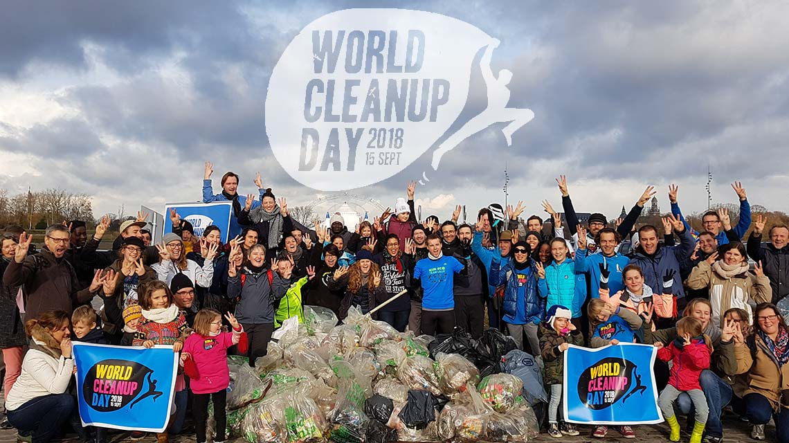 """Résultat de recherche d'images pour """"world clean up day saint-xandre"""""""
